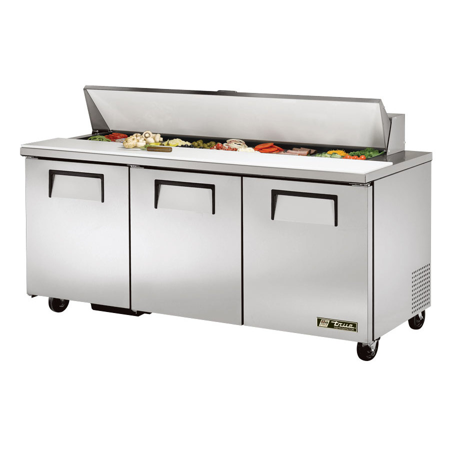 Refrigerated Trailers For Sales Freezer Trailer For Rent - Sandwich prep table for sale